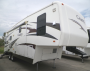 Used 2009 Carriage Carriage 32SB2 Fifth Wheel For Sale