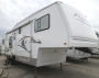 Used 2004 WESTERN RV Alpenlite 32 RK Fifth Wheel For Sale