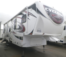 Used 2013 Heartland Cyclone 3010 Fifth Wheel For Sale