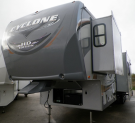 Used 2011 Heartland Cyclone 3800 Fifth Wheel For Sale