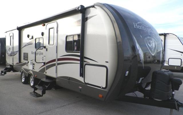 Used 2014 Forest River Wildwood 272BH Travel Trailer For Sale