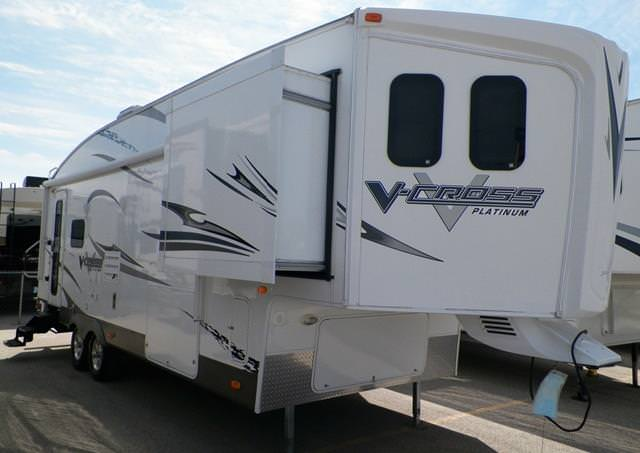 2012 Forest River V-cross