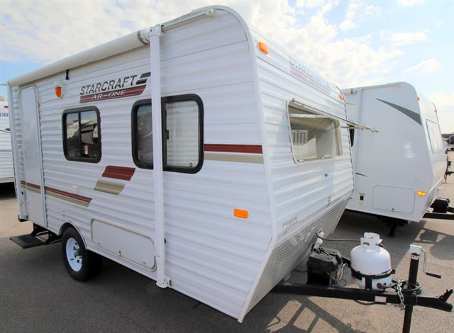 Used 2012 Starcraft AR-ONE 15RB Hybrid Travel Trailer For Sale