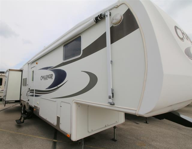 Used 2007 Keystone Challenger 34TLB Fifth Wheel For Sale