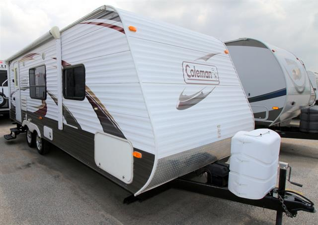 Used 2010 Dutchmen Coleman CT250 Travel Trailer For Sale