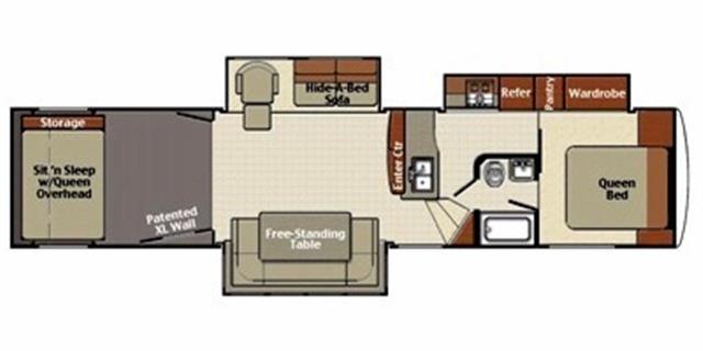 2012 Gulfstream Endura Max