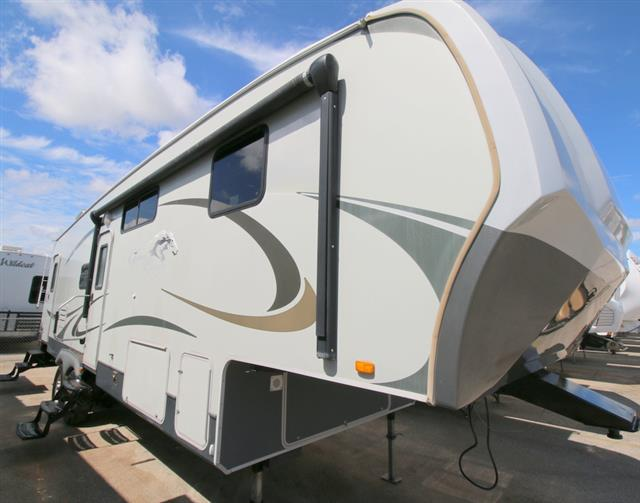 Used 2009 OPEN RANGE OPEN RANGE 335BHS Fifth Wheel For Sale