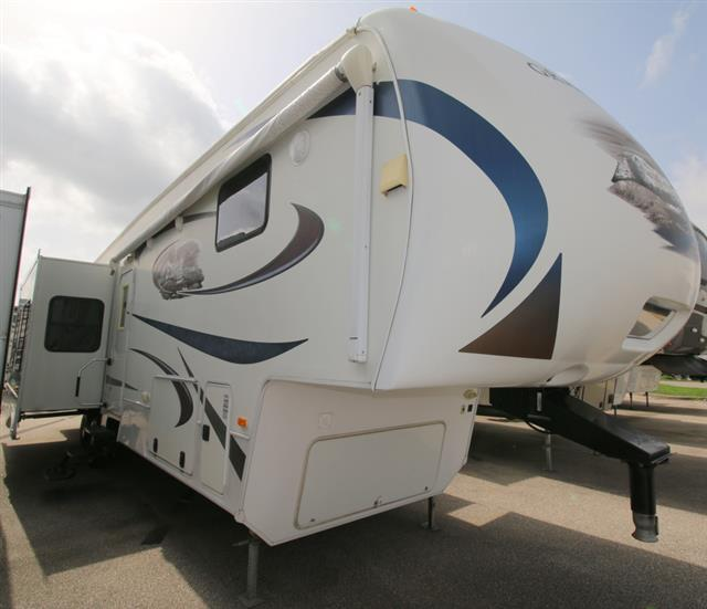 Used 2010 Dutchmen Grand Junction 350RE Fifth Wheel For Sale