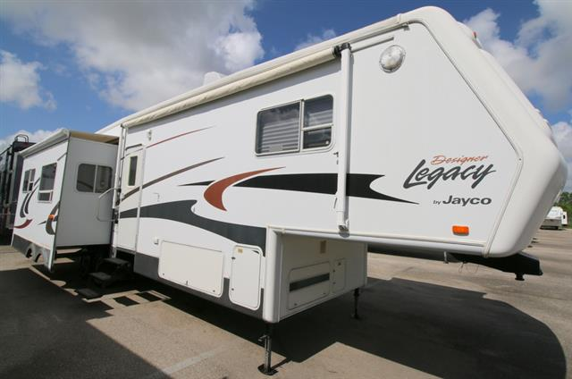 Used 2003 Jayco Legacy 3610RLTS Fifth Wheel For Sale