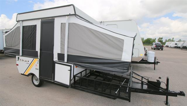 Used 2007 Jayco J-trax 801 Pop Up For Sale