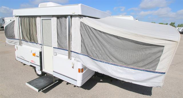 Used 2003 Fleetwood Coleman SANTA FE Pop Up For Sale