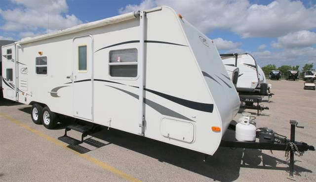 Used 2008 R-Vision Trailsport 27QBSS Travel Trailer For Sale