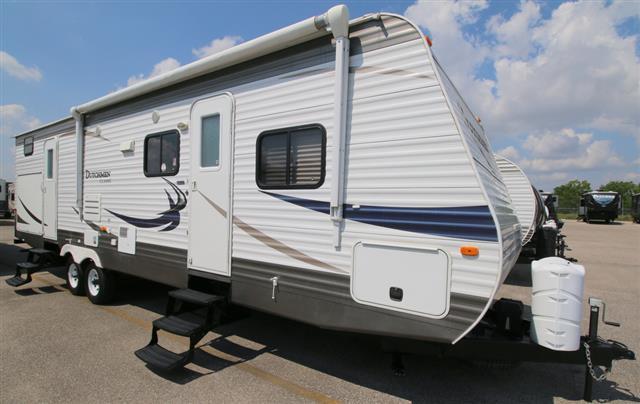 Used 2012 Dutchmen Dutchmen 315BHDS Travel Trailer For Sale