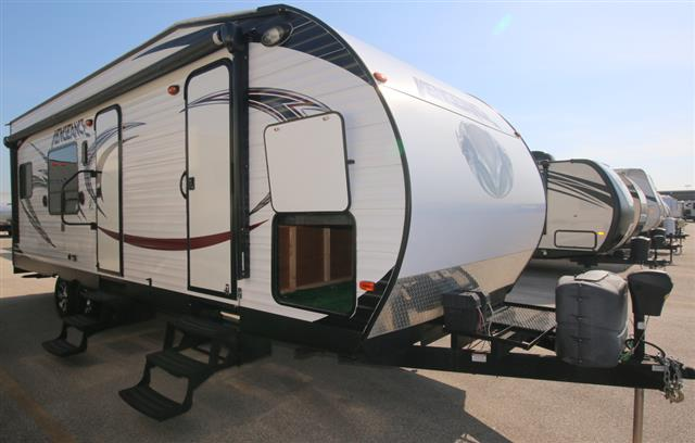 Used 2013 Cherokee VENGEANCE 25V Travel Trailer Toyhauler For Sale