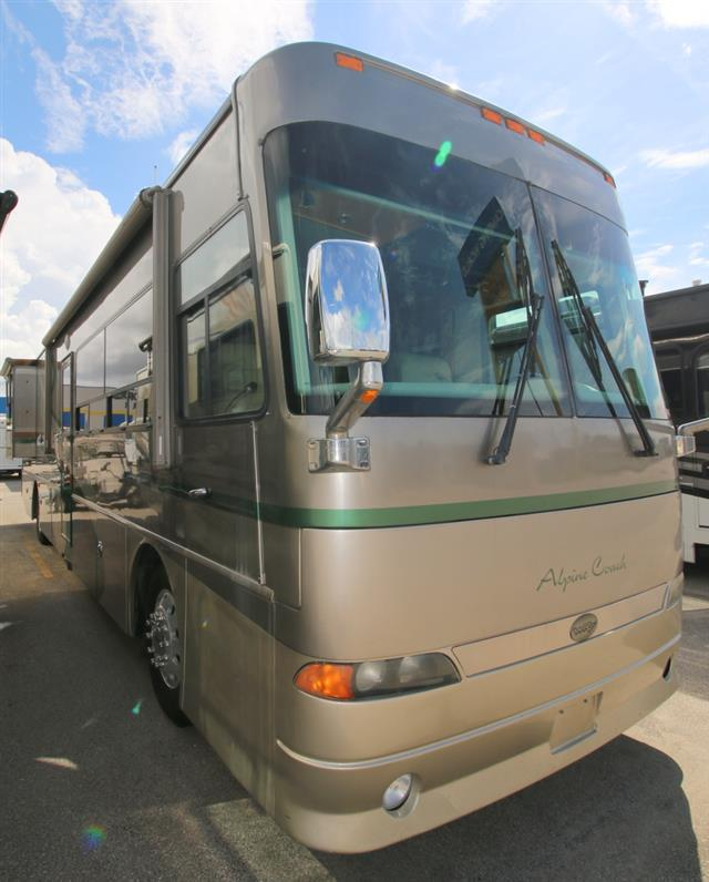 Used 2006 Alpine Coach Alpine APEX 40MD Class A - Diesel For Sale