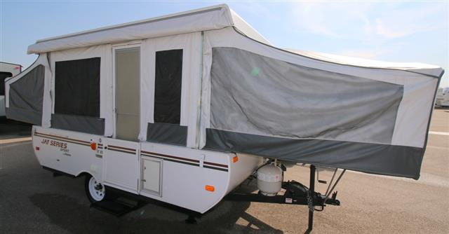 Used 2013 Jayco Jay Series 12BS Pop Up For Sale