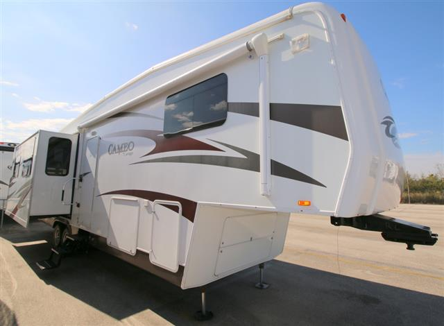 Used 2011 Carriage Cameo 37CKSLS Fifth Wheel For Sale