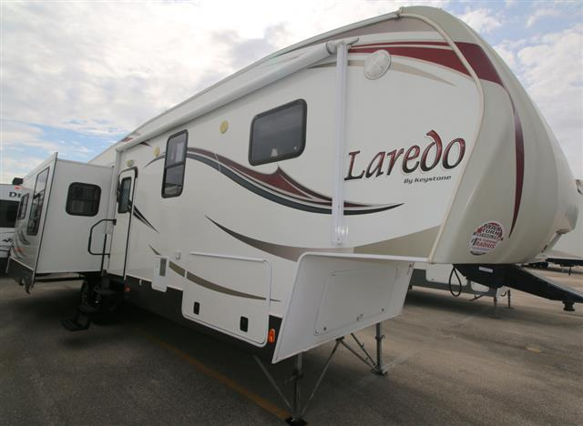 Used 2012 Keystone Laredo 310RE Fifth Wheel For Sale