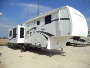 Used 2008 NuWa Hitchhiker 333RL Fifth Wheel For Sale
