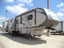 New 2014 Forest River BLUE RIDGE 3715BH Fifth Wheel For Sale