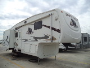Used 2007 Forest River Silverback 33 Fifth Wheel For Sale