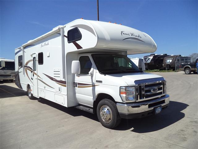 Buy a Used Thor Four Winds in New Braunfels, TX.