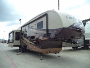 New 2014 Forest River Cardinal 3450RL Fifth Wheel For Sale