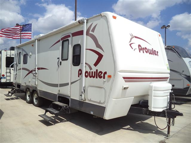 Buy a Used Fleetwood Prowler in New Braunfels, TX.
