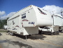 Used 2005 Jayco Eagle 301RLS Fifth Wheel For Sale