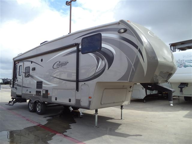 Buy a Used Keystone Cougar in New Braunfels, TX.