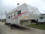 Used 2006 Forest River Sierra Sport 29TH Fifth Wheel Toyhauler For Sale