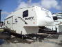 Used 2006 Sunnybrook Brookside 289FWRLS Fifth Wheel For Sale