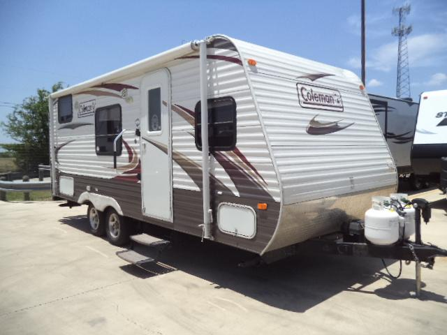 Buy a Used Dutchmen Coleman in New Braunfels, TX.
