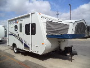 Used 2009 Jayco Jay Feather 17 EX-PORT Hybrid Travel Trailer For Sale