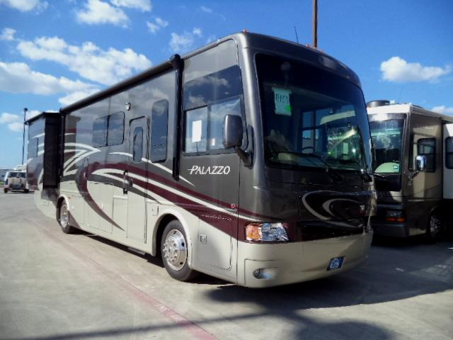 New 2015 THOR MOTOR COACH PALAZZO 33.2 Class A - Diesel For Sale