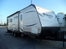 Used 2014 Heartland Prowler 26LX Travel Trailer For Sale