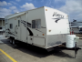 Used 2005 Thor Vortex 24 Travel Trailer Toyhauler For Sale