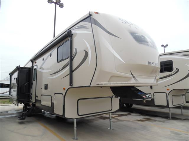 New 2016 Crossroads Sunset Trail SF33RL Fifth Wheel For Sale