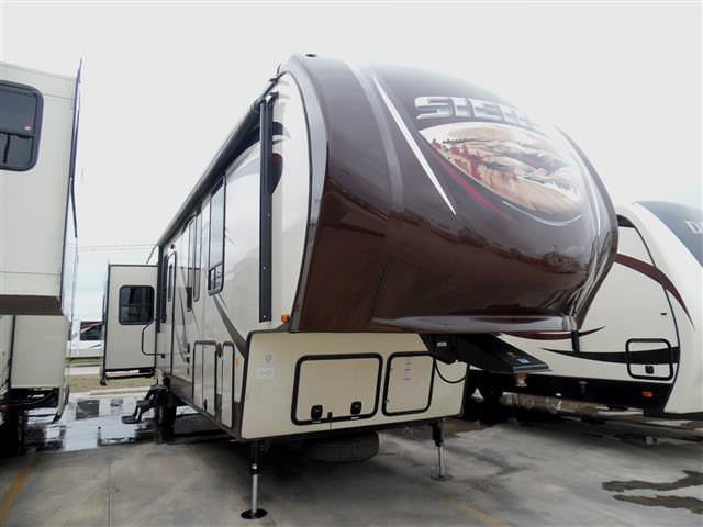 New 2015 Forest River Sierra 371REBH Fifth Wheel For Sale