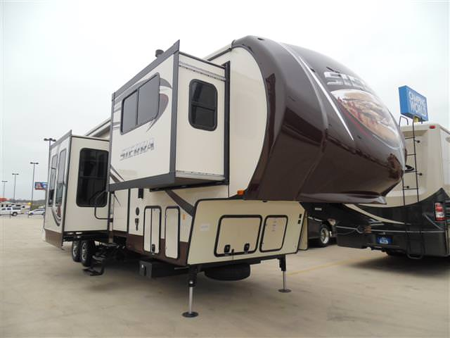 New 2015 Forest River Sierra 377FLIK Fifth Wheel For Sale