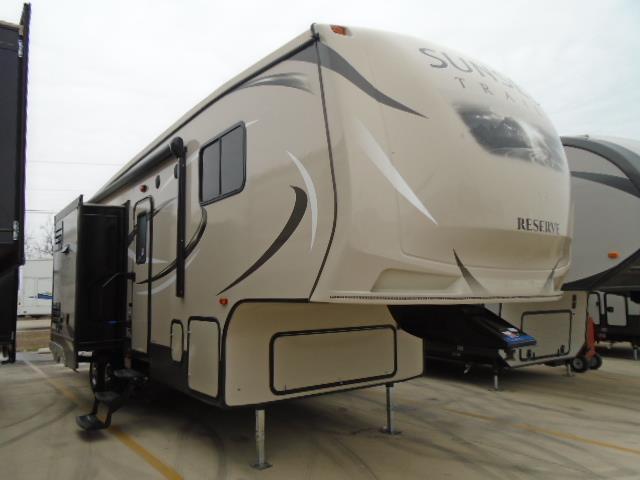 New 2015 Crossroads Sunset Trail SF29BH Fifth Wheel For Sale