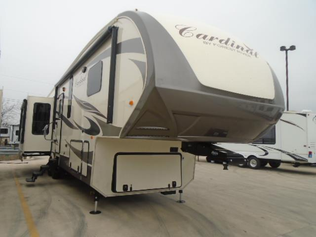 New 2015 Forest River Cardinal 3450RL Fifth Wheel For Sale