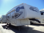 Used 2008 Jayco Eagle M-31.5 Fifth Wheel For Sale