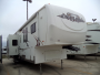 Used 2007 Heartland Cyclone M-4012 Fifth Wheel For Sale