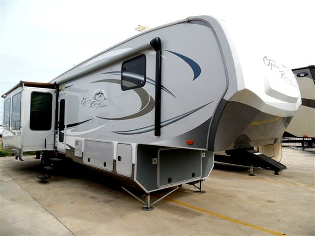 Used 2012 OPEN RANGE RESIDENTIAL 412 S Fifth Wheel For Sale