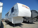 Used 2007 Forest River Wolf Pack 385 Fifth Wheel For Sale