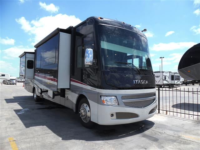 New 2016 Itasca Suncruiser 37F Class A - Gas For Sale