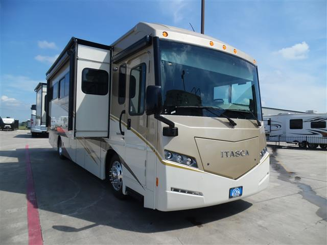New 2016 Itasca SOLEI 36G Class A - Diesel For Sale