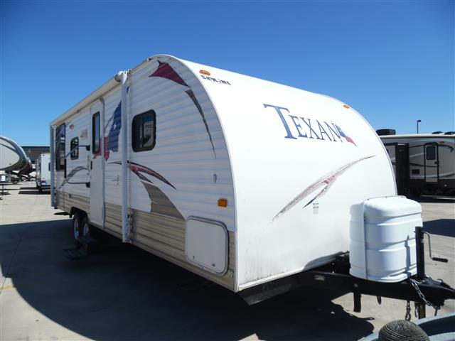 Used 2011 Skyline TEXAN M-2440 Travel Trailer For Sale