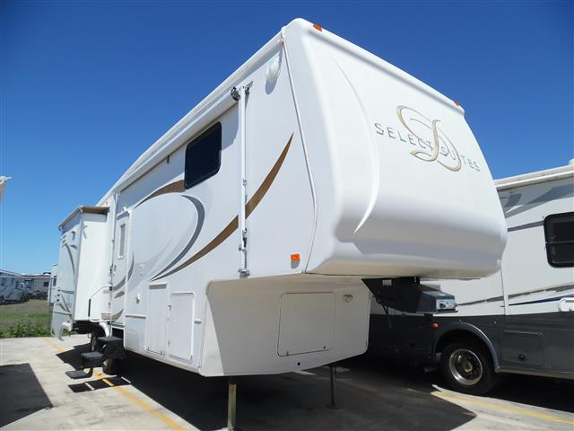 Used 2007 Double Tree RV Select Suites 31RLS Fifth Wheel For Sale